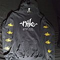 Nile - Hooded Top - Nile - Black Seeds of Vengeance