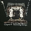 Cradle of Filth Chapter V Tourturing Europe XL 1998 . Cruelty and the Beast