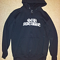 God Macabre zipper hoodie Hooded Top