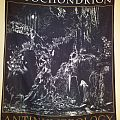 """Mitochondrion """"Antinumerology"""" poster flag"""