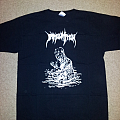 "Immolation ""s/t demo"" shirt"