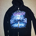 "The Faceless ""Planetary Duality"" zipper hoodie"