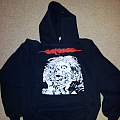 Carcass hoodie Hooded Top