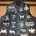 Death/black battle jacket