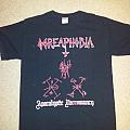 """Goreaphobia """"Apocalyptic Necromancy"""" shirt"""