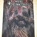 "Dead Congregation ""Graves of the Archangels"" poster flag"
