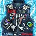 Hell - Battle Jacket - Denim Update