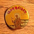 Iron Maiden Pin   Other Collectable