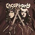 Cacophony shirt