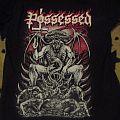 Possessed - Evil Over Europe tour 2016 shirt