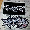 TEP-10 Mutilator(BRA) official Shape Logo Woven Patch