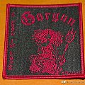 TEP-8.1 Gorgon(JPN) official square woven patch