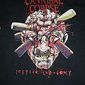Cannibal Corpse Summer Tour 2015 shirt