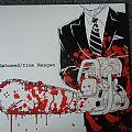 Exhumed/Iron Reagan split splatterd vinyl Tape / Vinyl / CD / Recording etc