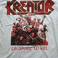 TShirt or Longsleeve - Kreator-Pleasure To Kill