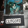 Clitgore- Final Cuntdown CD and patch