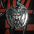 Satyricon metal pin Other Collectable