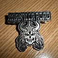 Manilla Road pin Other Collectable