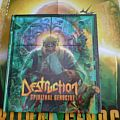 Other Collectable - Destruction-Spiritual Genocide digibook with patch