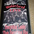 Motorhead- Everything Louder than Everything Else DVD