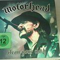 Motorhead - Clean your clock digipack CD+DVD Tape / Vinyl / CD / Recording etc