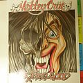 Motley Crue-Dr. Feelgood tourbook Other Collectable