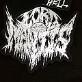 Lord Mantis - Patch - Lord Mantis Backpatch / Hell Patch
