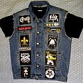 Acid Bath - Battle Jacket - My first battle jacket
