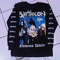 Satyricon - Nemesis Divina tour 2013 Longsleeve BOOTLEG
