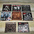 """Cut-Throat - Tape / Vinyl / CD / Recording etc - 7""""s"""