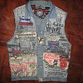 The Accused - Battle Jacket - Main jacket inner art part I: front