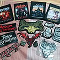 Reino Ermitaño - Patch - Peruvian & Southamerican Metal Patches (and other stuff) for my vest project