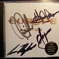 EUROPE best of - signed CD