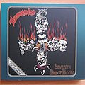 TORMENTOR Seventh day of doom CD and DVD Tape / Vinyl / CD / Recording etc
