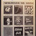 Nuclear Blast catalogue 1994/60