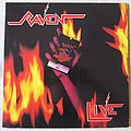 RAVEN Live at the inferno 2LP 1984