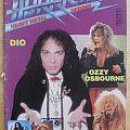 HURRICANE german metal magazines