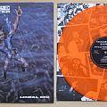 Impulse Manslaughter - Logical end - orange vinyl