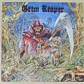 GRIM REAPER Rock you to hell LP 1987 Tape / Vinyl / CD / Recording etc