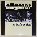 ALIGATOR Utolsó dal LP Tape / Vinyl / CD / Recording etc