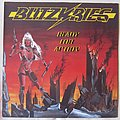 BLITZKRIEG (US) Ready for action LP 1985