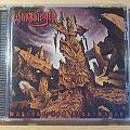 WARBRINGER thrash signed CD