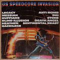 US Speedcore invasion VA vinyl 1986