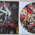 MASSACRA - Signs of the decline Picture Disc 1992
