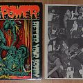 RAW POWER After your brain LP 1986