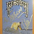 Messiah - Other Collectable - MESSIAH signed postcard