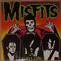 MISFITS - Evilive original US press vinyl 1987! Tape / Vinyl / CD / Recording etc
