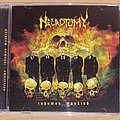 NECROTOMY Inhuman mankind CD Tape / Vinyl / CD / Recording etc