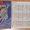 Agressor - Tape / Vinyl / CD / Recording etc - AGRESSOR neverending destiny LP 1990