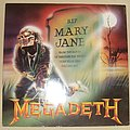 MEGADETH Mary Jane 12 inch maxi Tape / Vinyl / CD / Recording etc